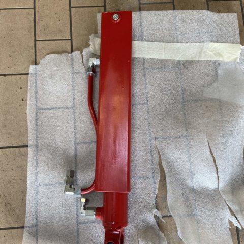 Réparation de vérin